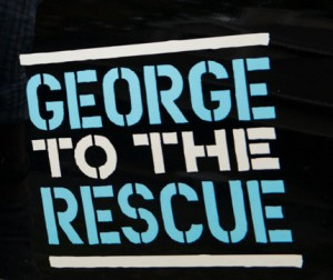 George To The Rescue - A Bedroom For Triplets