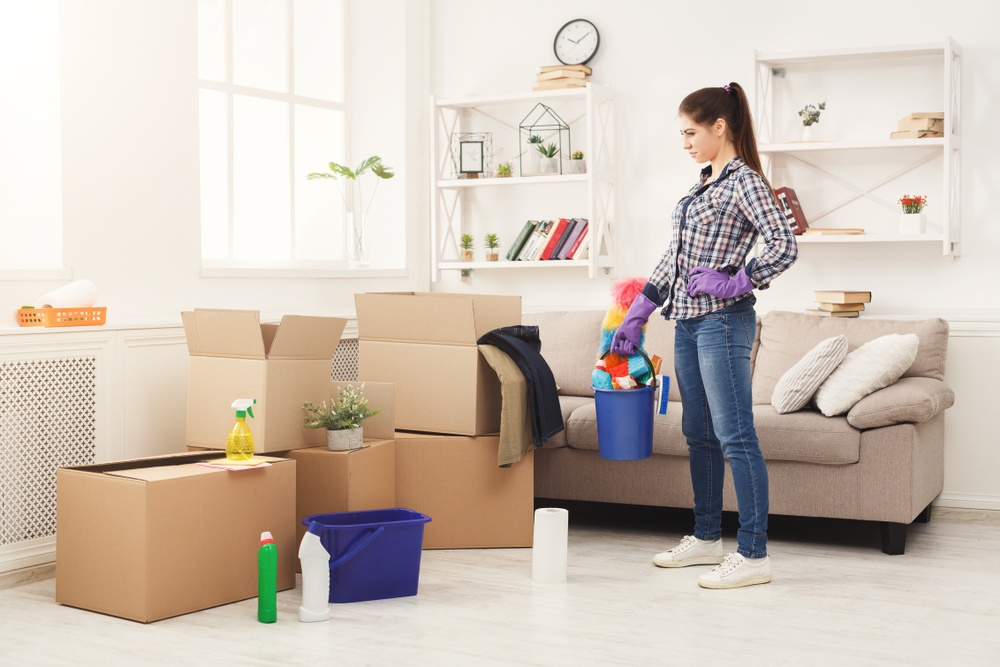 4 Reasons to Use Move-In Cleaning Services in NJ
